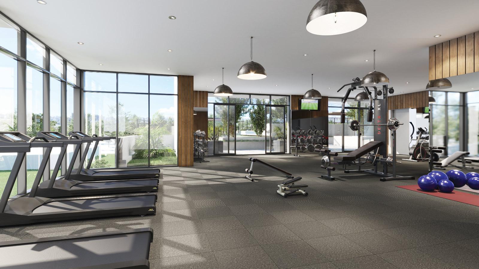 Yorkwoods Gym