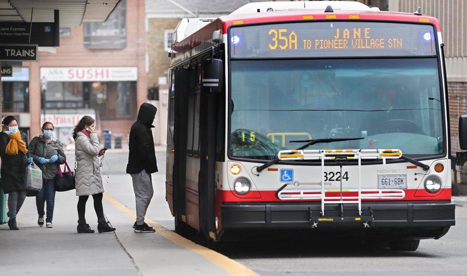 Finch Bus